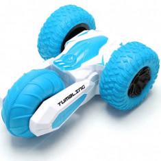Masina TPC, Tumaling Racer 2.4GHz, smartwatch - Albastru