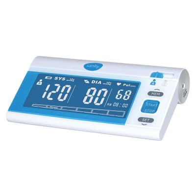 Tensiometru de brat Sanity Senior, 120 seturi de memorie, tehnologie FDS, produs validat clinic foto