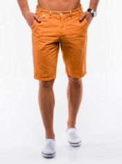 Pantaloni scurti barbati W195 - orange foto