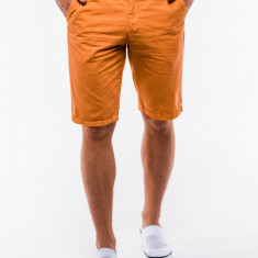 Pantaloni scurti barbati W195 - orange