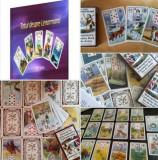 Carti tarot lenormand+ cartea in limba romana+cadou un set de rune, LEGO