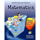 Matematica - Manual/Mihaela Singer, Consuela Voica, Cristian Voica