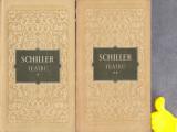 Teatru Hotii Intriga si iubire Don Carlos Wilhelm Tell Friedrich Schiller