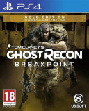 Tom Clancy S Ghost Recon Breakpoint Gold Edition Ps4