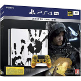 Consola SONY PlayStation 4 Pro (PS4 Pro), 1TB, Death Stranding Limited Edition + joc Death Stranding