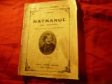 N.Gogol - Hatmanul - Ed.1910 Biblioteca Lumen nr.56 , 32 pag trad.G.Belinschi