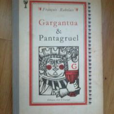 h6 Gargantua si Pantagruel - Francois Rabelais