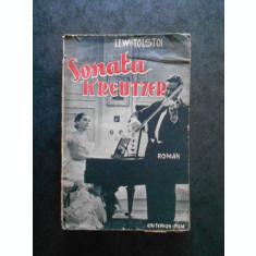 LEV TOLSTOI - SONATA KREUTZER (editie veche, in romaneste de Vlad Ionescu)