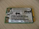 Placa wireless laptop Toshiba Satellite M105, Intel WM3945ABG, G86C0001UA10