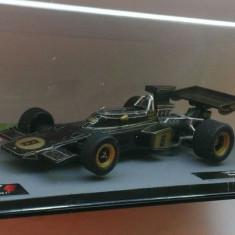 Macheta Lotus 72D Formula 1 1972 (Emerson Fittipaldi) - Altaya 1/43 F1