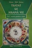 Elena Nita Ibrian - Tratat de hrana vie. 2167 retete pentru viata