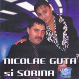 CD Lautareasca: Nicolae Guta si Sorina - Nicolae Guta si Sorina (2003, original)
