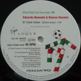 Edoardo Bennato & Gianna Nannini - FIFA World Cup Italy 1990 (Vinyl), VINIL