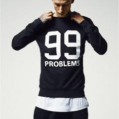 Bluza barbati rap 99 Problems Mister Tee M EU, Negru