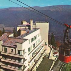 "CPI B13433 CARTE POSTALA - SINAIA. HOTEL ALPIN ""COTA 1400"""