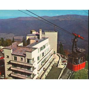 CPI B13433 CARTE POSTALA - SINAIA. HOTEL ALPIN COTA 1400