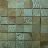 Mozaic Trace Mint 31x31
