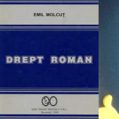Drept roman Emil Molcut
