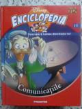 ENCICLOPEDIA DISNEY VOL.15 COMUNICATIILE-COLECTIV