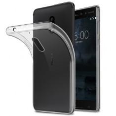 Husa NOKIA 5 - Luxury Slim Case TSS, Transparent