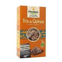 Trio de Quinoa Bio Fara Gluten Primeal 500gr Cod: 3380380053269