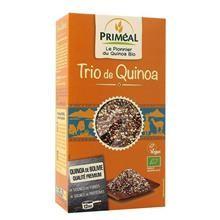 Trio de Quinoa Bio Fara Gluten Primeal 500gr Cod: 3380380060960 foto