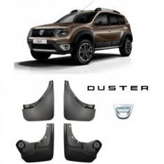 Set aparatori noroi fata si spate Dacia Duster 2010-2017