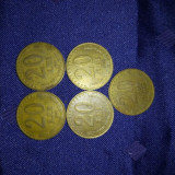 Romania 20 lei, 5 buc.