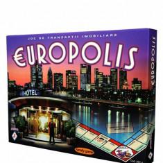 Joc Europolis - Tranzactii imobiliare