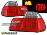 Stopuri LED Bmw E46 09.01-03.05 SEDAN Rosu Alb LED