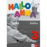 Hallo Anna 3, Arbeitsbuch. Deutsch für Kinder - Olga Swerlova