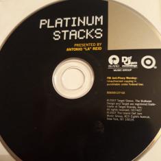 "PLATINUM STACKS PRESENTED BY ANTONIO ""LA"" REID -   CD"
