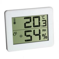 Termometru si Higrometru Digital de Camera Extra-plat