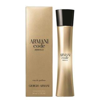 Armani (Giorgio Armani) Code Absolu Eau de Parfum femei 50 ml foto
