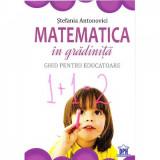 Matematica in gradinite, Ghid pentru educatoare