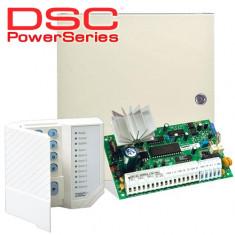 CENTRALA DSC SERIA POWER - DSC