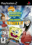 Joc PS2 SpongeBob SquarePants and Friends Unite