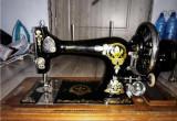 Maşină de cusut de colecție Gritzner