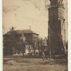 cp Piatra Neamt : Catedrala Bisericii Sf.Ioan - circulata 1926