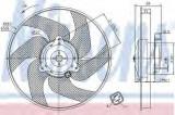Ventilator, radiator PEUGEOT 306 (7B, N3, N5) (1993 - 2003) NISSENS 85666