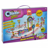 Set joc creativ 210 buc, model masa bounce in space, 45x34x9 cm, multicolor