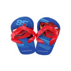 Papuci pentru baieti Cars Setino 870-183R, Albastru