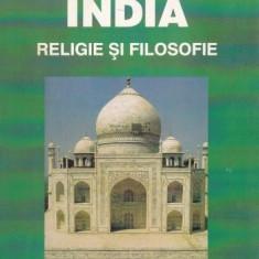 INDIA. RELIGIE SI FILOSOFIE - NICOLAE ACHIMESCU