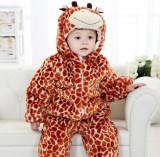 CLD75-99 Salopeta girafa pentru copii