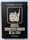 Geneza revoluției române de la 1848 - Gheorghe Platon - 1980, 300 pag.