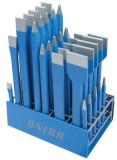 Set de dalti de lemn in stand metalic - 675A - UNIOR - 40