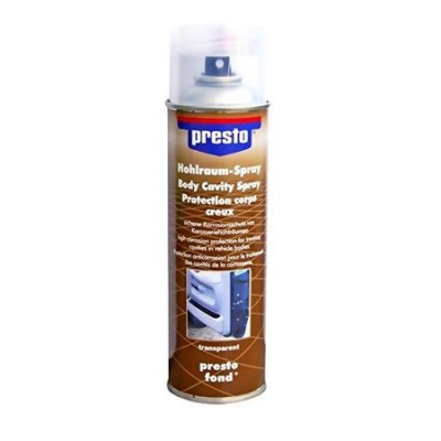 Spray Ceara Anticoroziva Protectie Cavitati Caroserie Presto Pulverizare 360gr foto