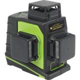 Nivela laser, cu panou + stativ, 3D, 30 m, Strend Pro GartenVIP DiyLine