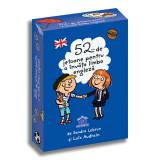 52 de Jetoane pentru a invata Limba Engleza | Emmanuelle Polimeni, Loic Audrain