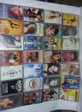Lot 28 casete audio vechi cu carcase,Muzica usoara INTERNATIONALA,T,GRATUIT
